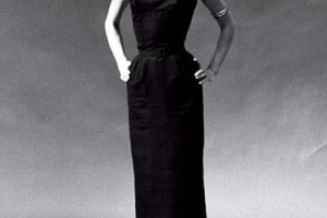 375x500px 5 Audrey Hepburn Little Black Dress Picture in Fashion