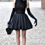 Audrey Hepburn little black dress 4 , 5 Audrey Hepburn Little Black Dress In Fashion Category