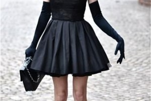 Fashion , 5 Audrey Hepburn Little Black Dress : Audrey Hepburn little black dress 4