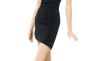 1200x2678px 6 Little Black Dress Barbie Picture in Fashion
