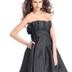 Black Dresses for juniors , 8 Junior Little Black Dresses In Fashion Category