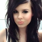 Black Emo Hairstyles with Long Hair , 7 Emo Hairstyles For Girls With Long Hair In Hair Style Category