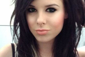Hair Style , 7 Emo Hairstyles For Girls With Long Hair : Black Emo Hairstyles with Long Hair