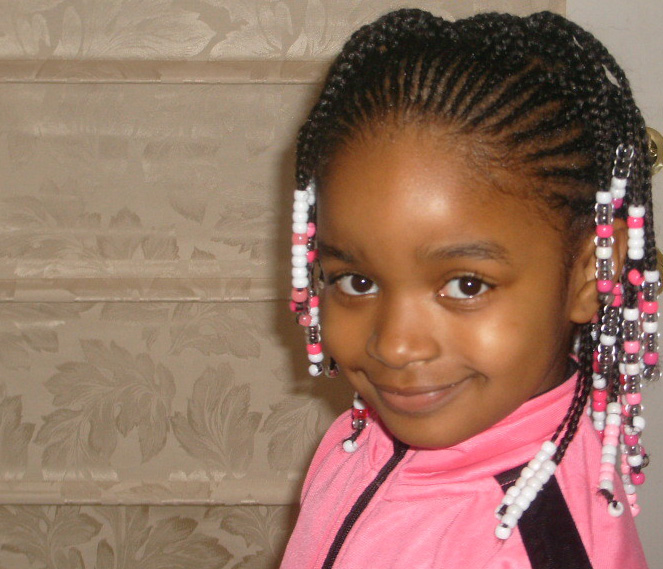 8 Kid Hairstyles For Black Girls in Hair Style
