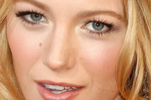 Make Up , 4 Blake Lively Eye Makeup : Blake Lively has hooded eye