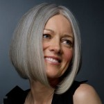 Bob Hairstyles For Grey Hair , 6 Short Hairstyles For Gray Haired Women In Hair Style Category