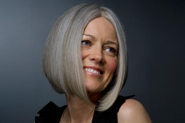 Bob Hairstyles For Grey Hair : 6 Short Hairstyles For Gray Haired ...