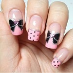Bow Nail Polish design , 7 Bow Nail Designs In Nail Category