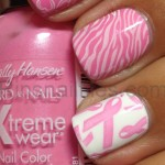 Breast Cancer Awareness Design , 7 Breast Cancer Nail Designs In Nail Category