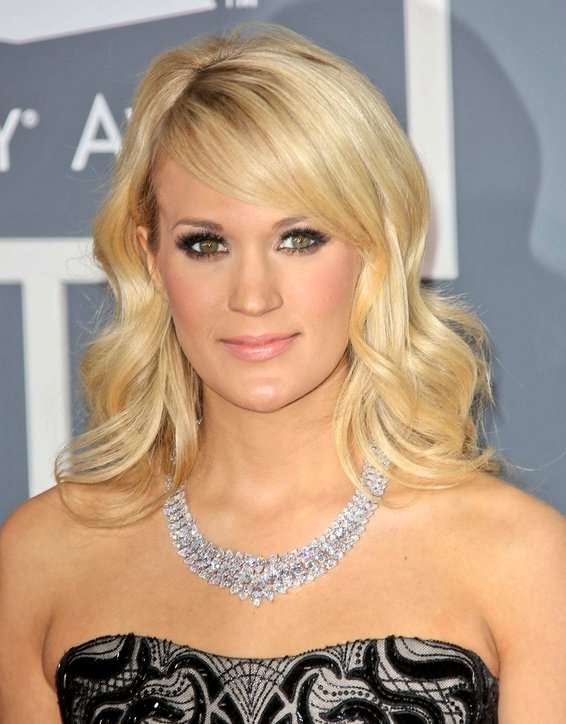 6 Carrie Underwood Eye Makeup in Make Up