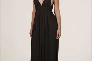 512x782px 9 Casual Long Black Dress Picture in Fashion