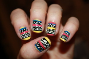 500x333px 6 Cool Nail Designs Tumblr Picture in Nail
