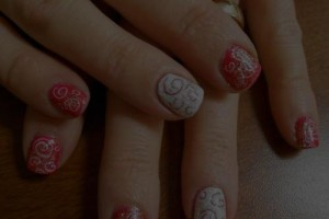 Nail , 6 Shellac Nail Designs : Cool Shellac Nail Designs Ideas