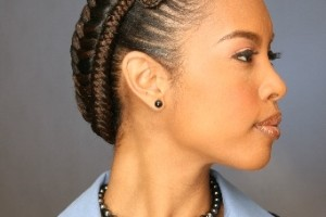 Hair Style , 6 Cornrow Hairstyles For Black Girls : Cornrow Haircuts For Black Womens