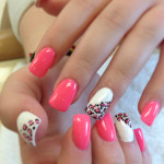 Cute French Nail Art Design , 6 Cutest Nail Designs In Nail Category