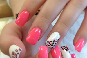 Nail , 6 Cutest Nail Designs : Cute French Nail Art Design