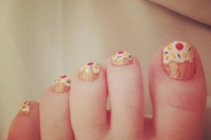 Nail , 4 Toe Nail Designs Tumblr : Cute Toe Nails Tumblr