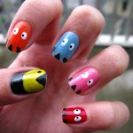 Cute pac man Nail Designs , 6 Cutest Nail Designs In Nail Category