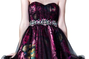 Fashion , Senior Graduation Dresses Collection : Cute senior graduation dresses