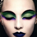 Dark And Dramatic Cat Eye Makeup , 6 Dramatic Cat Eye Makeup In Make Up Category