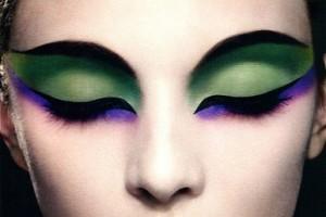 Make Up , 6 Dramatic Cat Eye Makeup : Dark and Dramatic Cat Eye Makeup