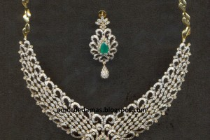 Jewelry , 7 Diamond Necklace Designs : Diamond Necklace designs 1