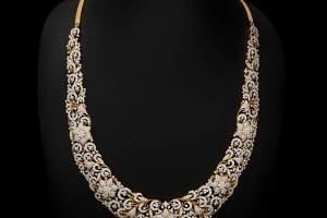 Jewelry , 7 Diamond Necklace Designs : Diamond Necklace designs 3