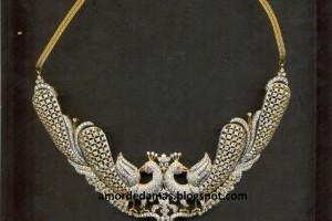 Jewelry , 7 Diamond Necklace Designs : Diamond Necklace designs 4