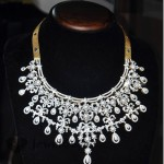 Diamond Necklace designs 7 , 7 Diamond Necklace Designs In Jewelry Category