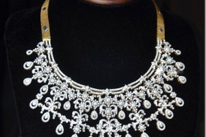 Jewelry , 7 Diamond Necklace Designs : Diamond Necklace designs 7