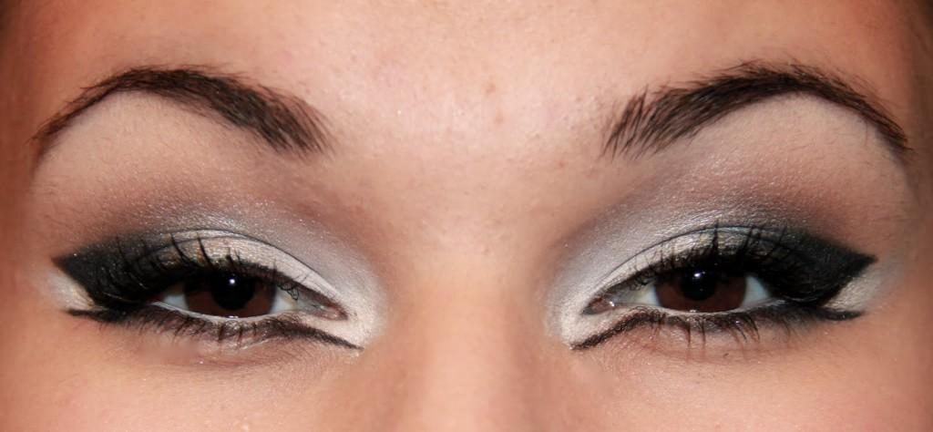 Make Up , 6 Dramatic Cat Eye Makeup : Dramatic Cat Eyes Makeup