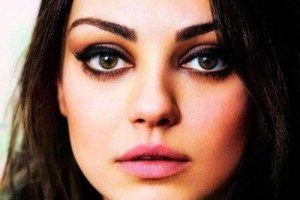 500x435px 5 Mila Kunis Eye Makeup Picture in Make Up