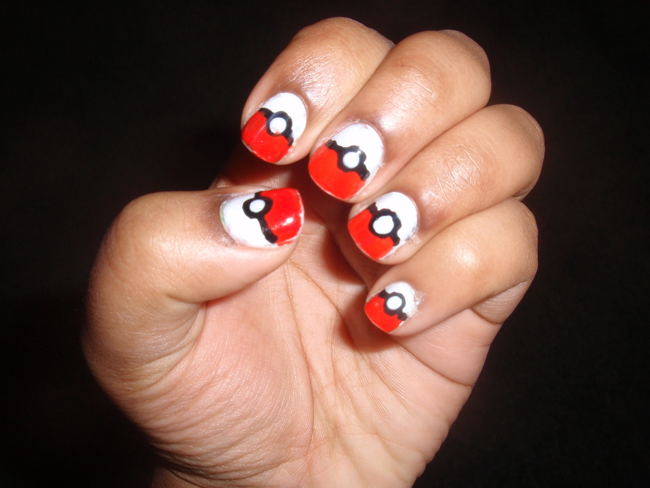 Easy Nail Art Designs Easy Nail Designs Tumblr Woman Fashion   Cute Nail  Art Designs Tumblr