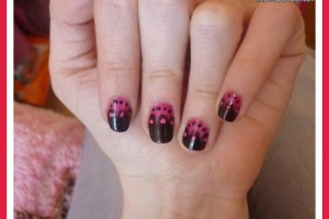 Nail , 3 Simple Nail Art Designs For Short Nails : Easy Nail Art for Short Nails