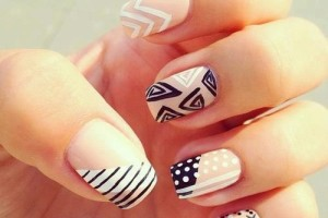 500x500px 6 Easy Nail Designs Tumblr Picture in Nail