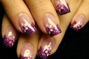 Nail , 6 Gel Nail Design Ideas : Elegance Gel Nail Design Ideas