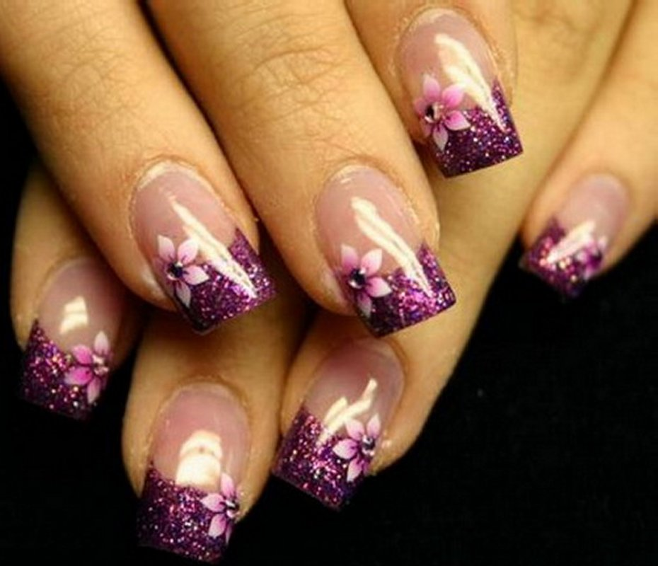 Elegance Gel Nail Design Ideas : 6 Gel Nail Design Ideas | Woman ...