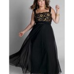 Elegant Black and Gold Plus Size Dress , 3 Elegant Long Black Dress Plus Size In Fashion Category