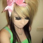 Emo Hairstyles For Girls Hairstyles , 7 Emo Hairstyles For Girls With Long Hair In Hair Style Category