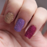 Glitter Nail Polish Ideas , 6 Sparkly Nail Designs In Nail Category