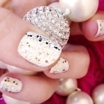 Glitter Nail Polish Trend Ideas , 6 Sparkly Nail Designs In Nail Category