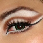 Halloween cheetah Eye Makeup , 7 Cheetah Inspired Eye Makeup In Make Up Category