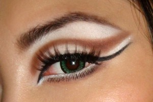 600x431px 7 Cheetah Inspired Eye Makeup Picture in Make Up