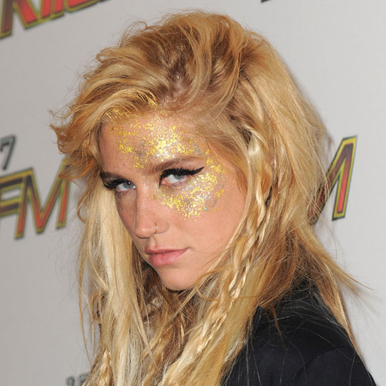 4 Kesha Eye Makeup in Make Up