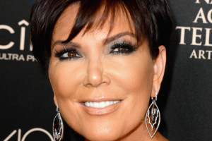Make Up , 6 Kris Jenner Eye Makeup : Kris Jenner Eyelashes Makeup style 3