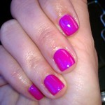 Lipgloss Shellac nail art ideas , Shellac Nail Design Ideas In Nail Category