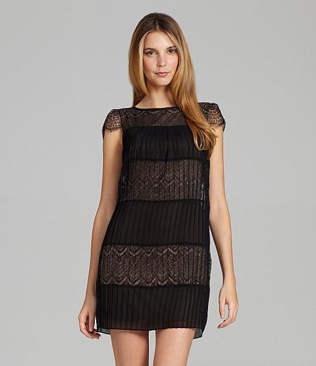 Black dress dillards great