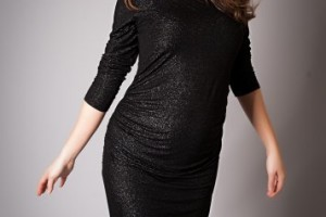 356x535px 10 Maternity Little Black Dress Picture in Fashion