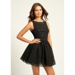 Little Mistress Black Embellished Prom Dress , 10 Little Black Homecoming Dresses In Fashion Category