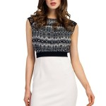 Little Mistress black and white dress , 10 Little Black And White Dress In Fashion Category